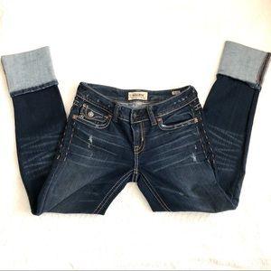 MEK DNM New York Cigarette Jeans
